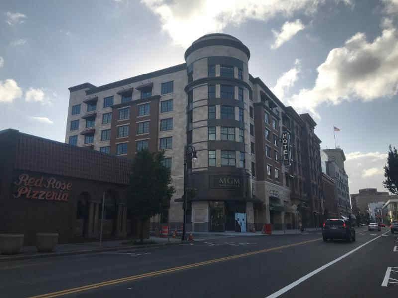 MGM Springfield Casino, commercial appraisal Springfield MA, casino appraisal MA, commercial property appraisal massachusetts