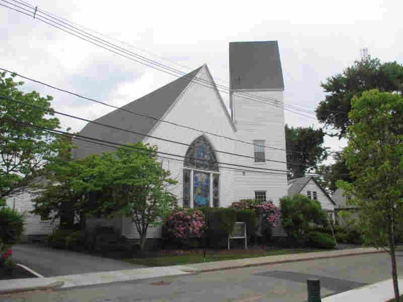 Myrtle Baptist Church in West Newton, Massachusetts abatement, massachusetts commercial property