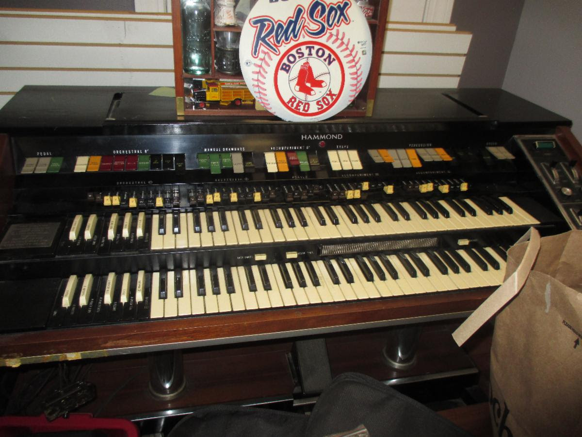 Organ for the Boston Red Sox at Fenway Park, property appraisal Massachusetts, property value appraisal MA